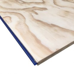 Tongue and Groove Plywood Pine Flooring 2400x1200x12mm