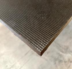 Non Slip (Anti-Slip) Non Structural Plywood 2440x1220x17mm Mesh Overlay